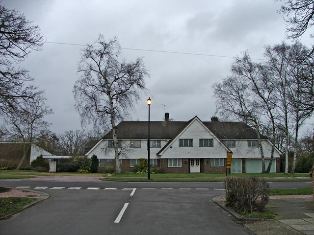 House in Broad Walk, Winchmore Hill, N21