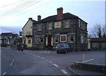 ST6259 : The Railway Hotel, Clutton by Roger Cornfoot