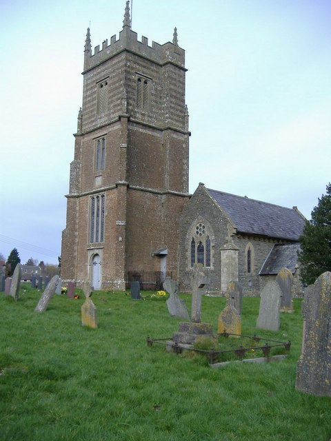 St Augustine of Hippo, Clutton