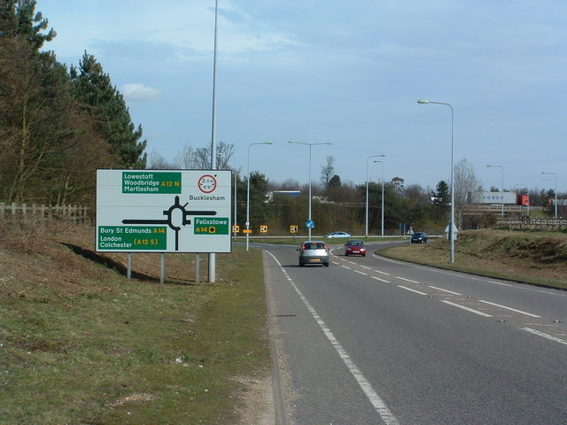 Seven Hill Interchange