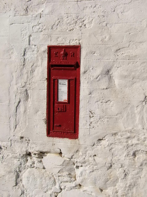 Edward VII Post box