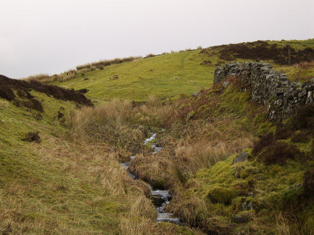 Unnamed stream in Kilpatrick Hills