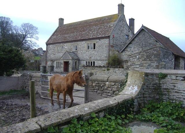 Church Farm, Clutton