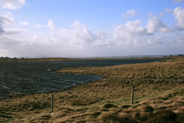 Loch an t-Siumpain