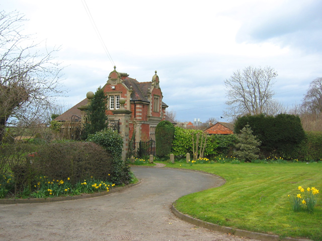 Rookery Lodge, near Marshfield Bank