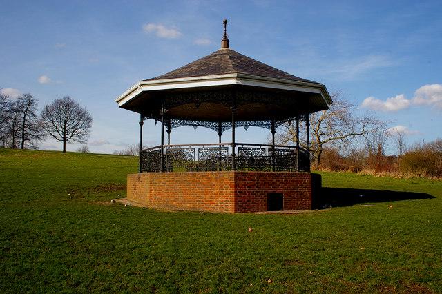Bandstand, Parliament Hill Fields