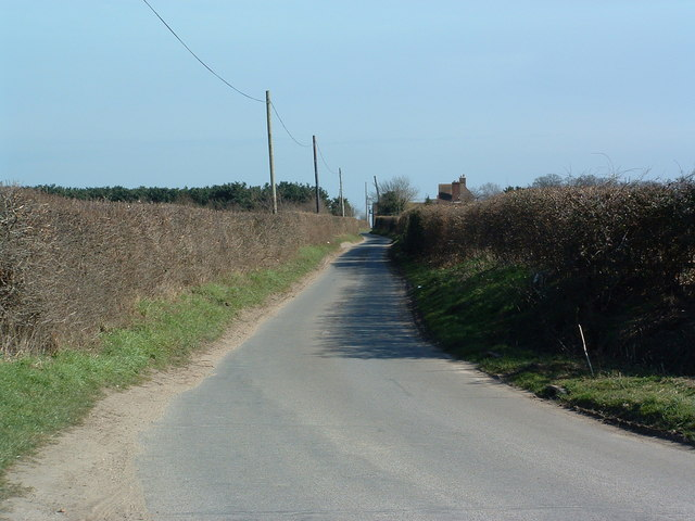 Capel Hall Lane