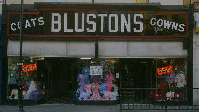 Blustons, Kentish Town