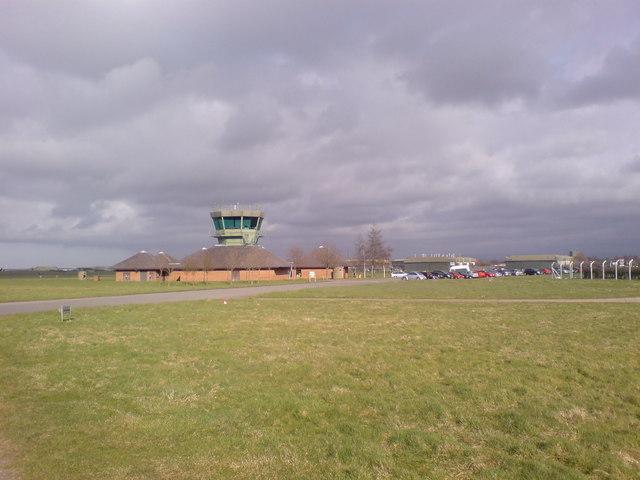Air Traffic Control Tower, RAF Leeming