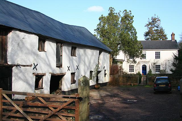 Cheriton Fitzpaine: Cheriton Mill