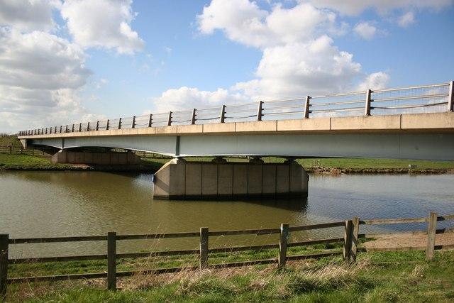 A16 Welland Bridge
