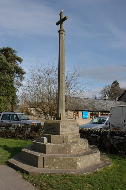 The War Memorial, Eardisland