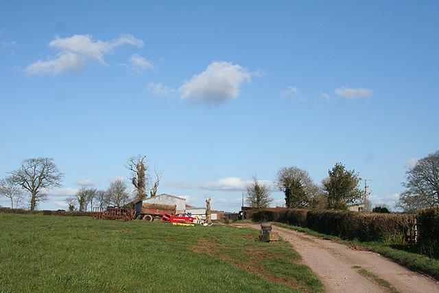 Woolfardisworthy: near Hudgery