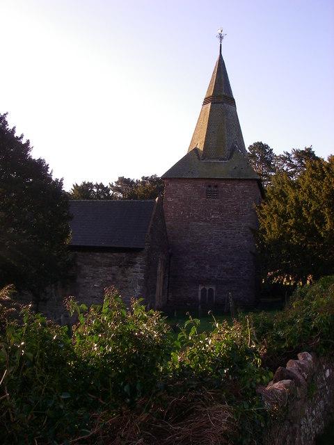 Church at Llanelli