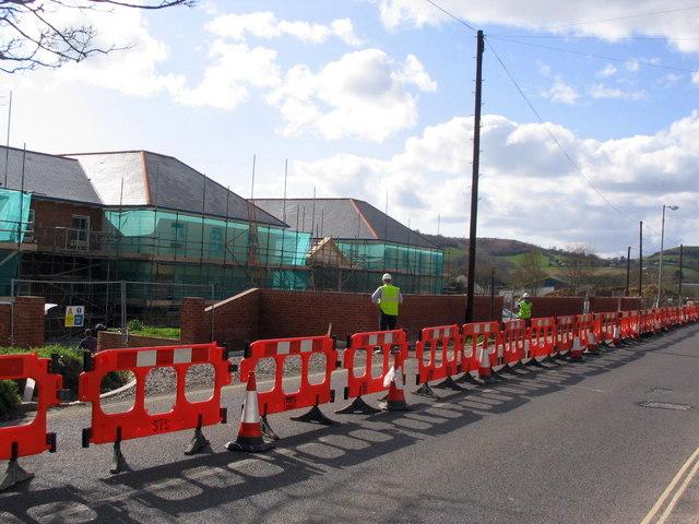 Bridport's new Health Centre