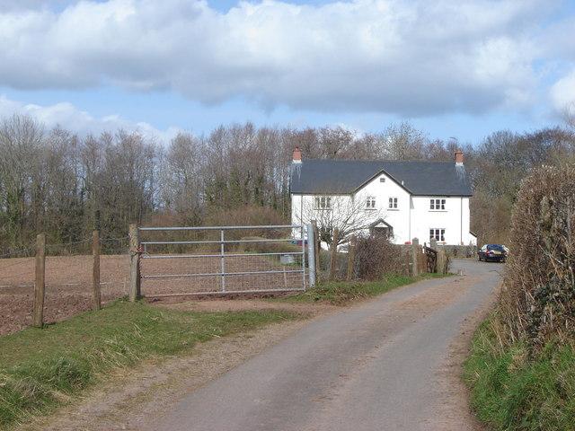 Upper Clawdd Farmhouse
