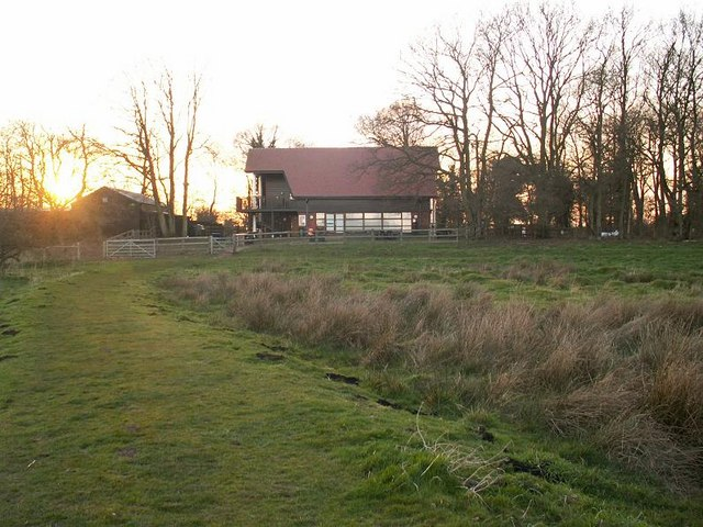 Visitor Centre at Redgrave and Lopham Fen