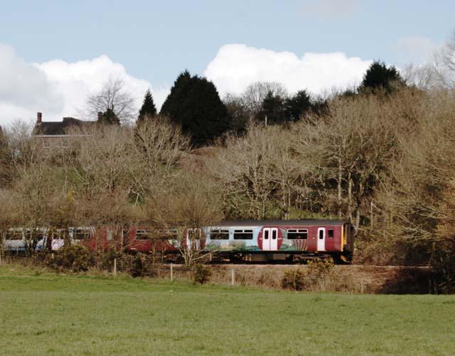 Tarka Line Train