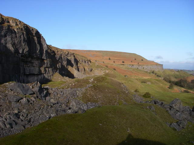 Darren Quarries, Llangattock