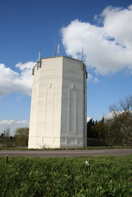 Crowland Water Tower