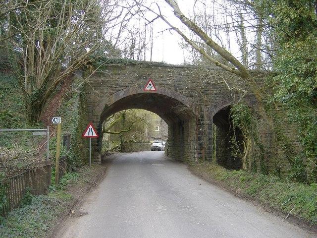Railway bridge, Hallatrow