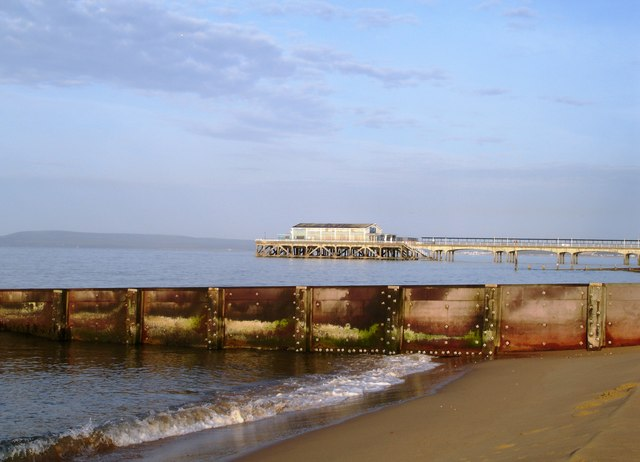 Pier and Groyne, Bournemouth