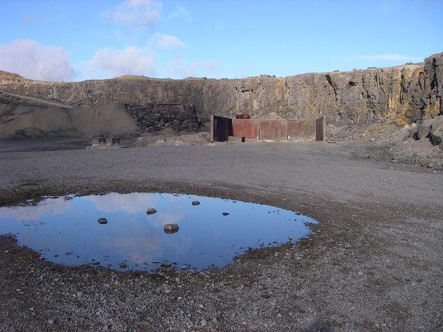 Blaenonneu Quarry