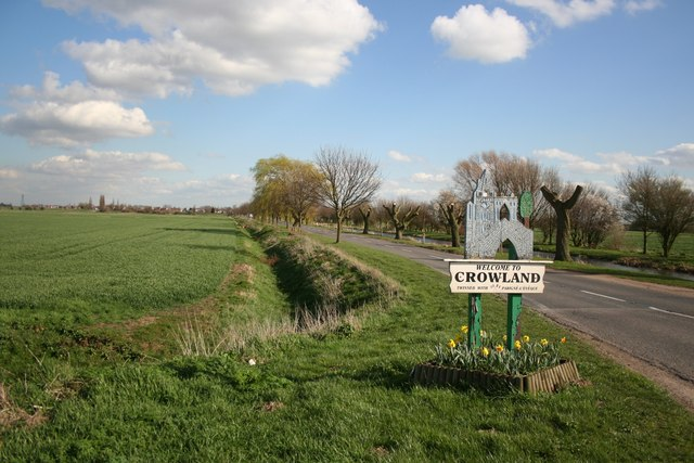 Welcome to Crowland