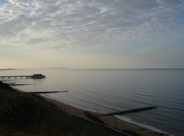 Pier and Groynes, Bournemouth