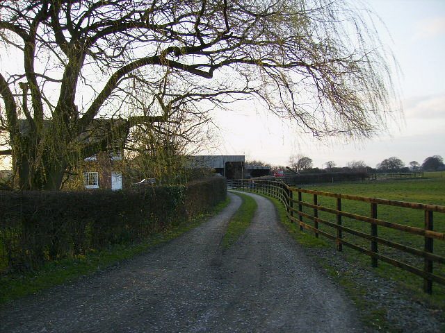 Hall Bank Farm on Shipton Moor