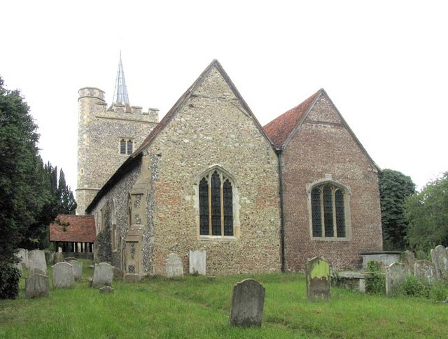 St James, Stanstead Abbotts, Herts