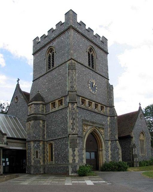 St Andrew, Stanstead Abbotts, Herts