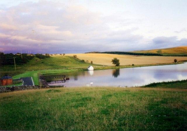 Acreknowe Reservoir