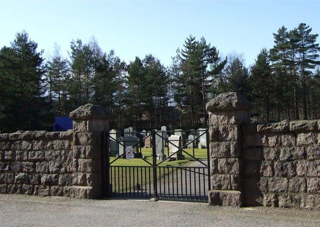 Aboyne cemetery