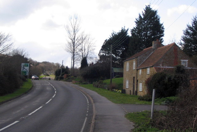 Cottages at Miles Cross, near Bridport