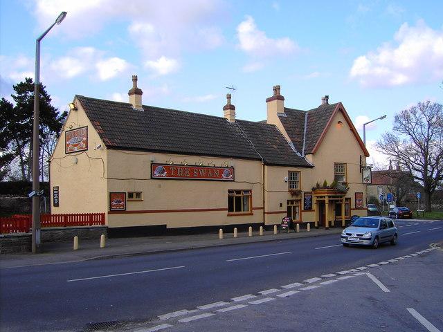 The Swan, High Street, Winterbourne, Bristol
