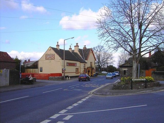 The Swan Inn, High Street, Winterbourne, Bristol (2)