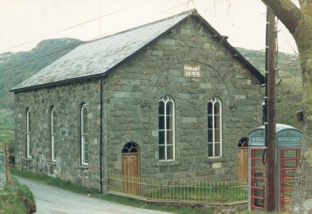 Capel Cwm Pennant