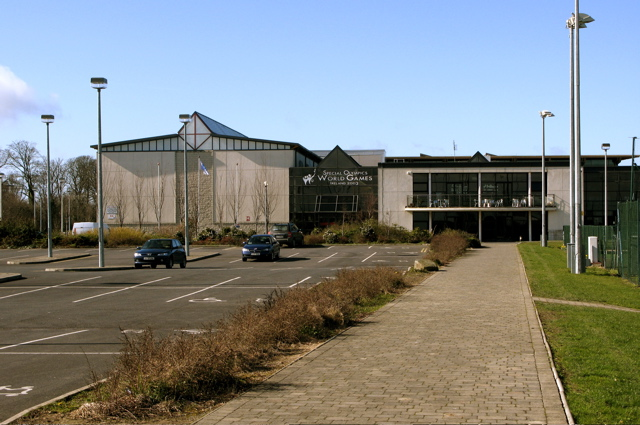 Sportslink Sports Centre, Furry Park, Santry, Dublin