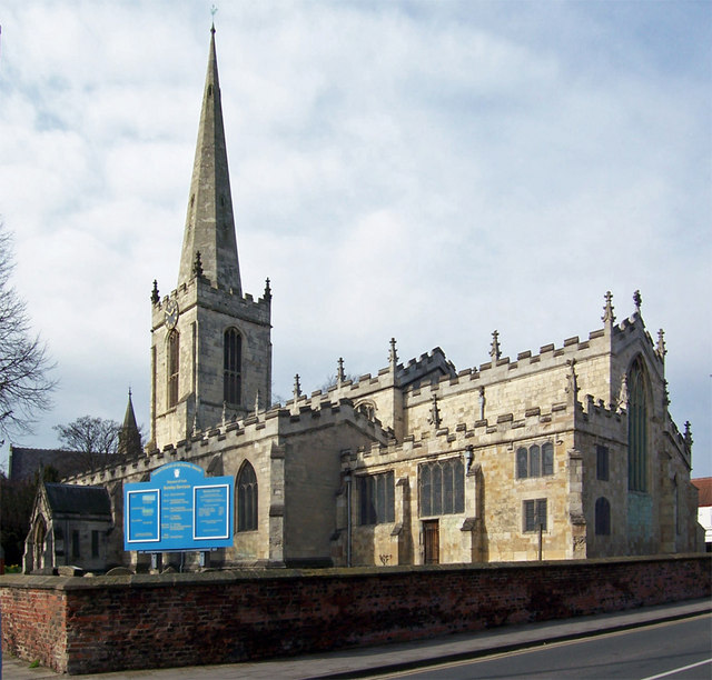 Hessle Church