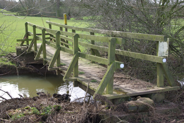 Footpath Bridge, Ratcliffe Culey