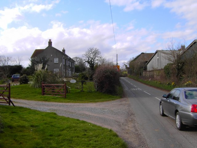 Challacombe House, Perrinpit Road, Frampton Cotterel