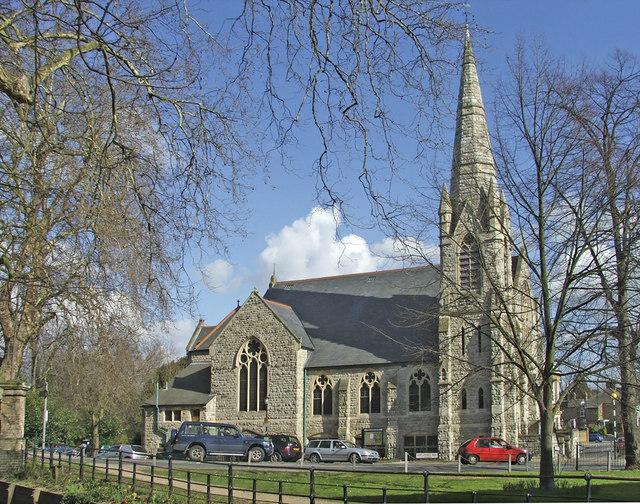 Trinity Church, Church Street, Enfield