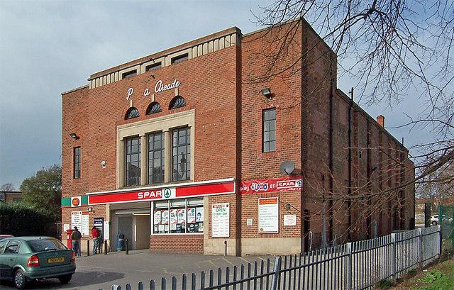 Plaza Arcade, Hull Road, Hessle
