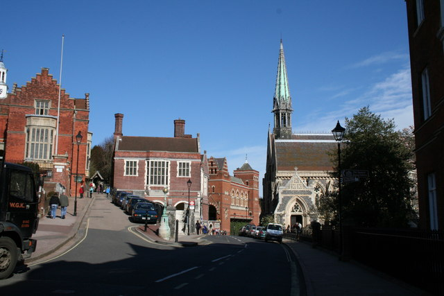 Harrow on the Hill, Middlesex