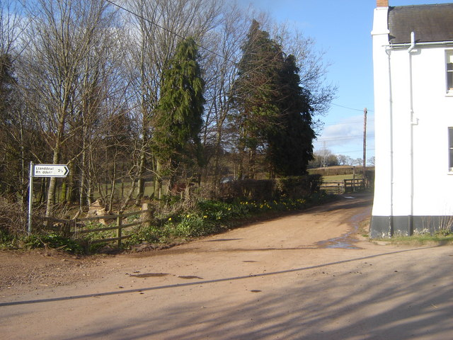 Junction, Pen-y-Parc