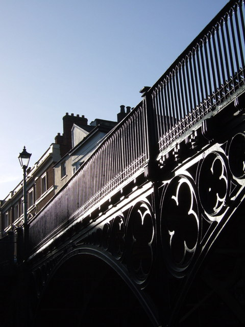 Iron Bridge, Exeter