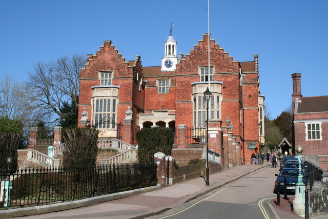 The Old Schools, Harrow on the Hill, Middlesex