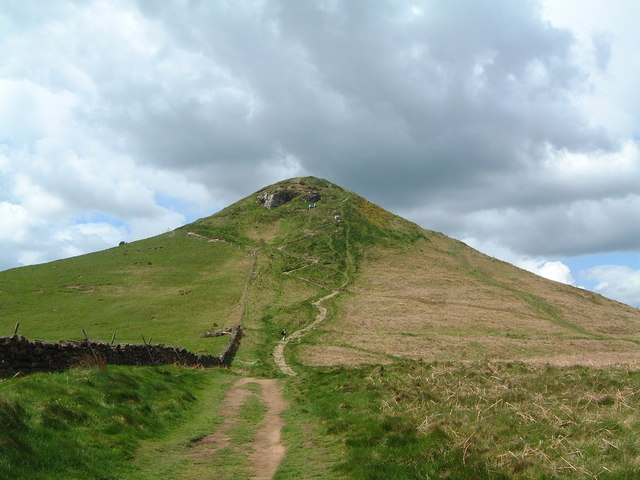 Roseberry Topping. The Cleveland Way.