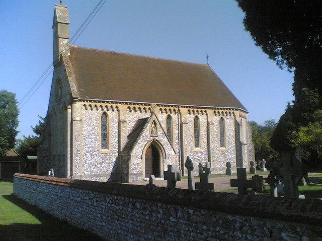 St Edward The Confessor, Sutton Park